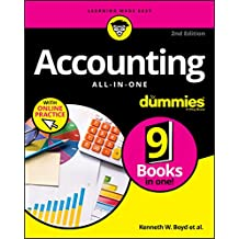 Accounting All–in–One For Dummies: with Online Practice (For Dummies (Business & Personal Finance))