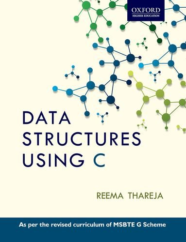 Data Structures Using C for MSBTE