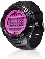 Pyle Multifunktions-Sleep Monitor/Schrittzähler/LED Hintergrundbeleuchtung Sport Armbanduhr