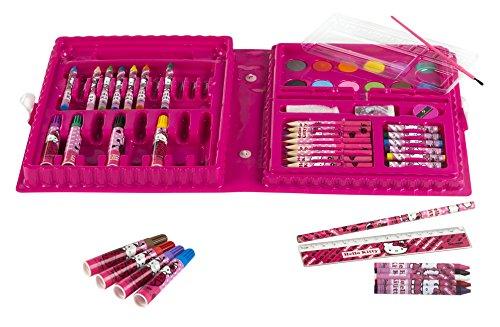 colorbaby-maletin-con-rotuladores-ceras-y-lapices-para-pintar-diseno-hello-kitty-76704