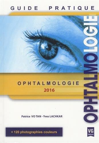 Ophtalmologie par Patrice Votan