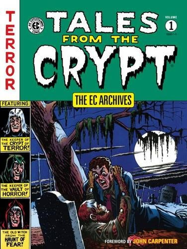 EC ARCHIVES TALES FROM THE CRYPT HC 01