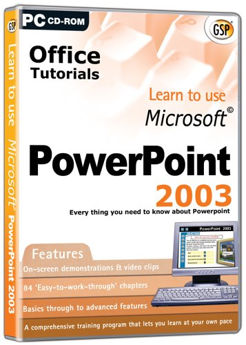 Learn to Use Powerpoint 2003 Test