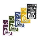 maDDma  5 x 10g Batikfarbe Textilfarbe Stofffarbe färben, Bitte Farbmix wählen, Farbe:Farbmix 2