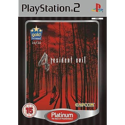 Resident Evil 4 [Platinum]