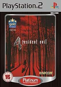 Resident Evil 4 (PS2) Platinum: Resident Evil 4: Amazon.co
