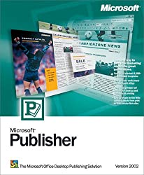 Microsoft Publisher 2002 [Old Version]