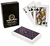 Malaki Prive Playing Cards