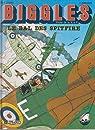 Biggles, Tome 3 : Le bal des Spitfire par Johns