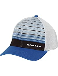 Oakley Men's 4.0 Print Silicon Bark Trucker