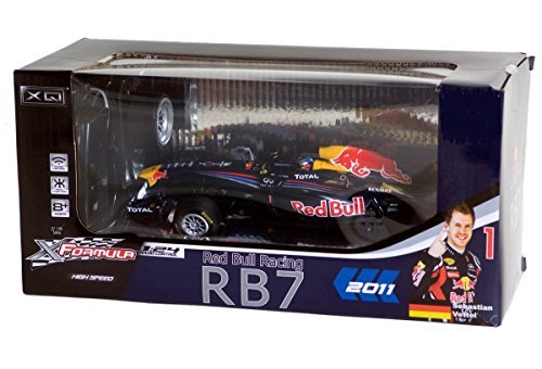 RED BULL RACING RB7 VETTEL WELTMEISTER AUTO 2011 REMOTE CONTROL 1:24 -