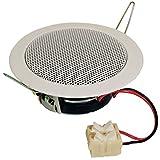 Eurosell - Highend Einbau Deckenlautsprecher Lautsprecher Decke - 8 Ohm - 3,3