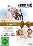 Wenn Liebe so einfach wäre / Mamma Mia! Special Edition im Schuber [2 DVDs]