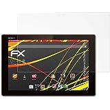 Sony Xperia Z4 Tablet Film Protection d'écran - 2 x atFoliX FX-Antireflex-HD antireflets haute résolution Protecteur d'écran Film Protecteur