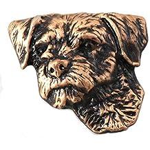 Rame ~ ~ Bulldog inglese spilla/spilla ~ DC072