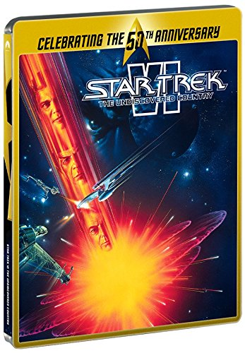 Star Trek 6: Rotta Verso l'Ignoto (Steelbook) (Blu-Ray)