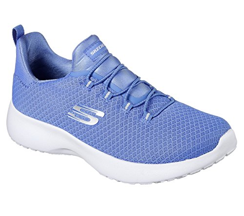 Skechers Dynamight Femme Baskets Mode Bleu blue