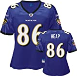 NFL Football Jersey/Trikot Damen/Ladies BALTIMORE RAVENS Todd Heap #86 in L (Large)