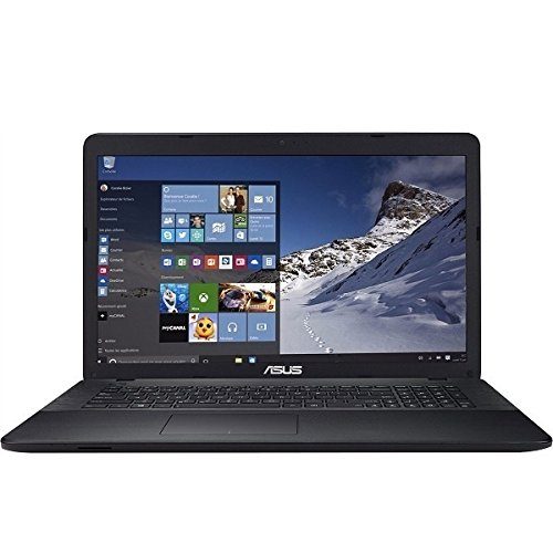 Asus X751SA-TY068T 17 3-inch Laptop Intel Celeron N3050   1 6 GHz   2 16 GHz Turbo  Processor  8GB RAM  1TB HDD   Windows 10 - 90NB07M1-M01840
