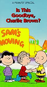 Peanuts: Is This Goodbye Charlie Brown [VHS] [Import USA]