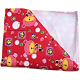 Dazzle Baby Diaper Changing Mat Waterproof Mat For Born Baby Bed Protector One Side Plastic Mat For Baby Boy Baby Girl - B07L4W85PM