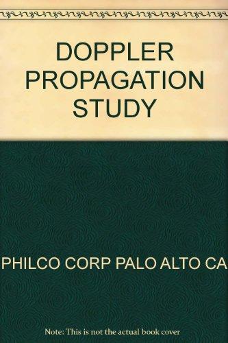 DOPPLER PROPAGATION STUDY