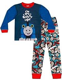 ThePyjamaFactory The Pyjama Factory Boys Thomas The Tank Engine Pyjamas I'm The Cheeky One W17