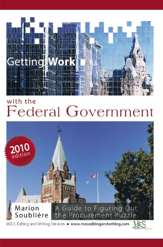 Getting Work with the Federal Government: A Guide to Figuring out the Procurement Puzzle