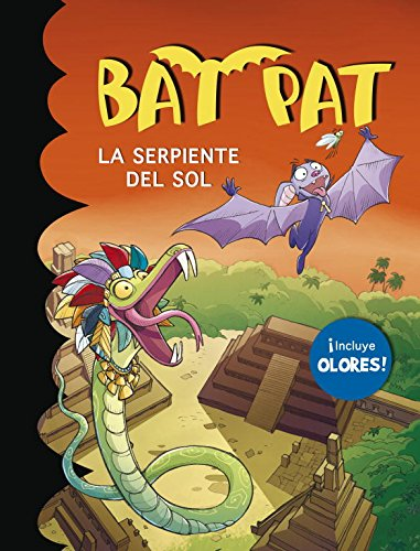 La serpiente del sol (Bat Pat. Olores 7) por Roberto Pavanello
