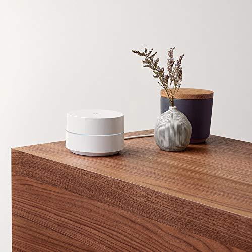 Google WiFi-Router Wireless Bluetooth Weiß Single