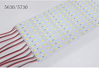 NextGeek 4 Volt Aluminum Slot Rigid Led Strip Bar Light SMD 5730 - Lot of 40 Pieces