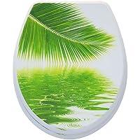 WC Sitz mit Absenkautomatik * Palm Dream *