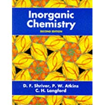 INORGANIC CHEMISTRY. 2nd edition, édition en anglais