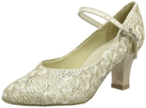 So Danca Bl166, Damen Tanzschuhe-Standard & Latein, Gold (Gold Sparkle), 36 EU (3.5 UK)