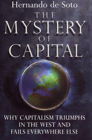The Mystery of Capital - Stream Jar