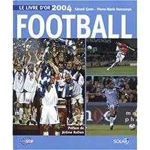 Le livre d'or du football