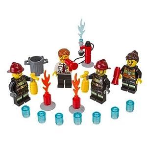 Lego® 850618 City - Set di accessori per Vigili del Fuoco 5702014996281 LEGO