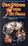 Der König von St. Pauli 3+4 [VHS]