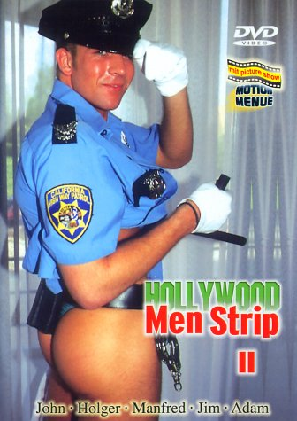 Hollywood Men Strip 2