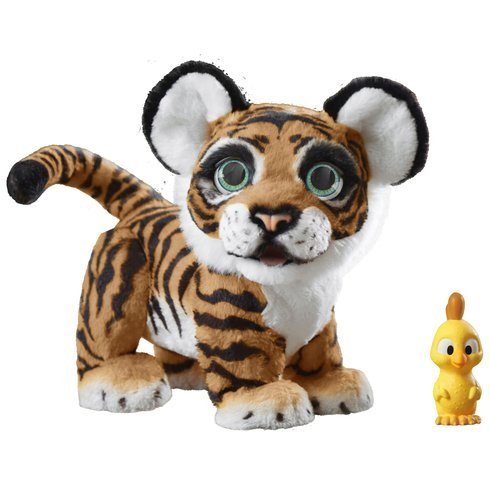 FurReal Roarin' Tyler the Playful Tiger Interactive Fun and Play Pet Kids Toy with 100+ Sound and Motion Combinations