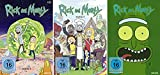 Rick and Morty Staffel 1-3