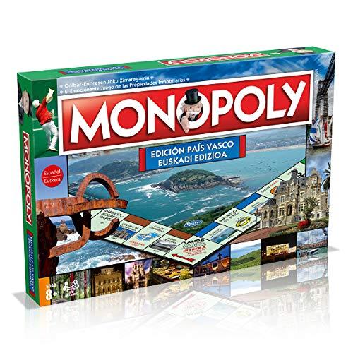 Monopoly - País Vasco / Esuskadi