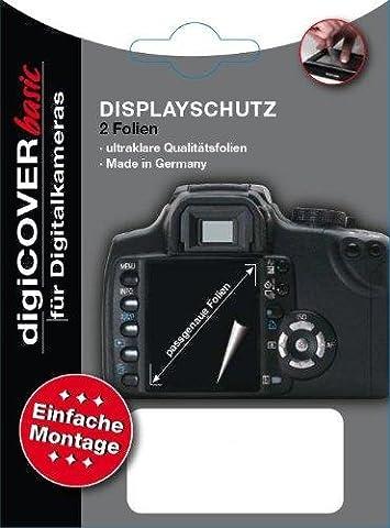 DigiCover Protection d'écran pour Canon EOS 550