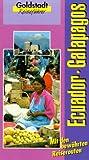 Ecuador und Galapagos-Inseln: Kunst und Kulturgeschichte, Orts- und Streckenbeschreibungen, Flora und Fauna der Galapagos-Inseln, Stadtführer Quito -