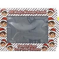"PMS 10.5"" X 7.5"" Large Size Elves Magic Slate Message Board"