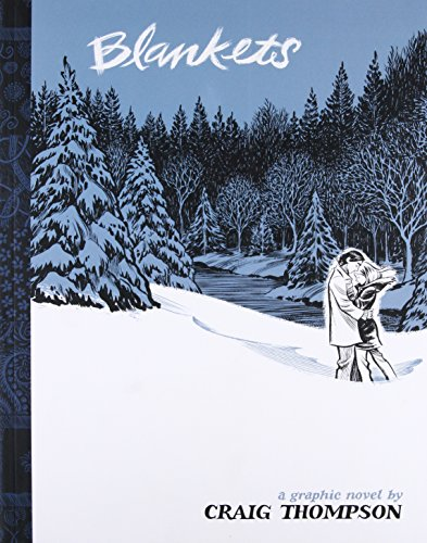 Blankets is the story of a young man coming of age and finding the confidence to express his creative voice. Craig Thompson's poignant graphic memoir plays out against the backdrop of a Midwestern winterscape: finely-hewn linework draws together a po...