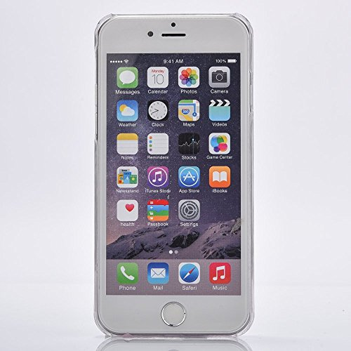 Voguecase® Pour Apple iPhone 6/6S 4.7, Luxe Flowing Bling Glitter Sparkles Quicksand et les étoiles Hard Case étui Housse Etui(coloré) de Gratuit stylet l'écran aléatoire universelle Boîte Quicksand-Or