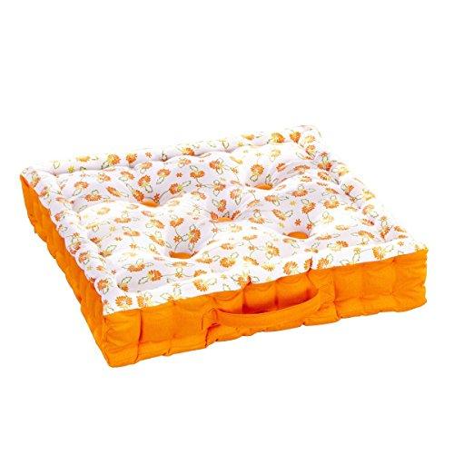 Sitzkissen , Matratzenkissen, ideal für Gartenbänke, Stühle oder einfach am Boden