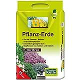 Bio Pflanzerde torffrei für Haus und Garten – 10 Liter – Blumenerde ohne Torf in Bio-Qualität – biologisches Naturprodukt – Kölle's Bio