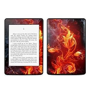 DecalGirl Skin - Flower of Fire [nur geeignet für Kindle Paperwhite (5. + 6. Generation)]